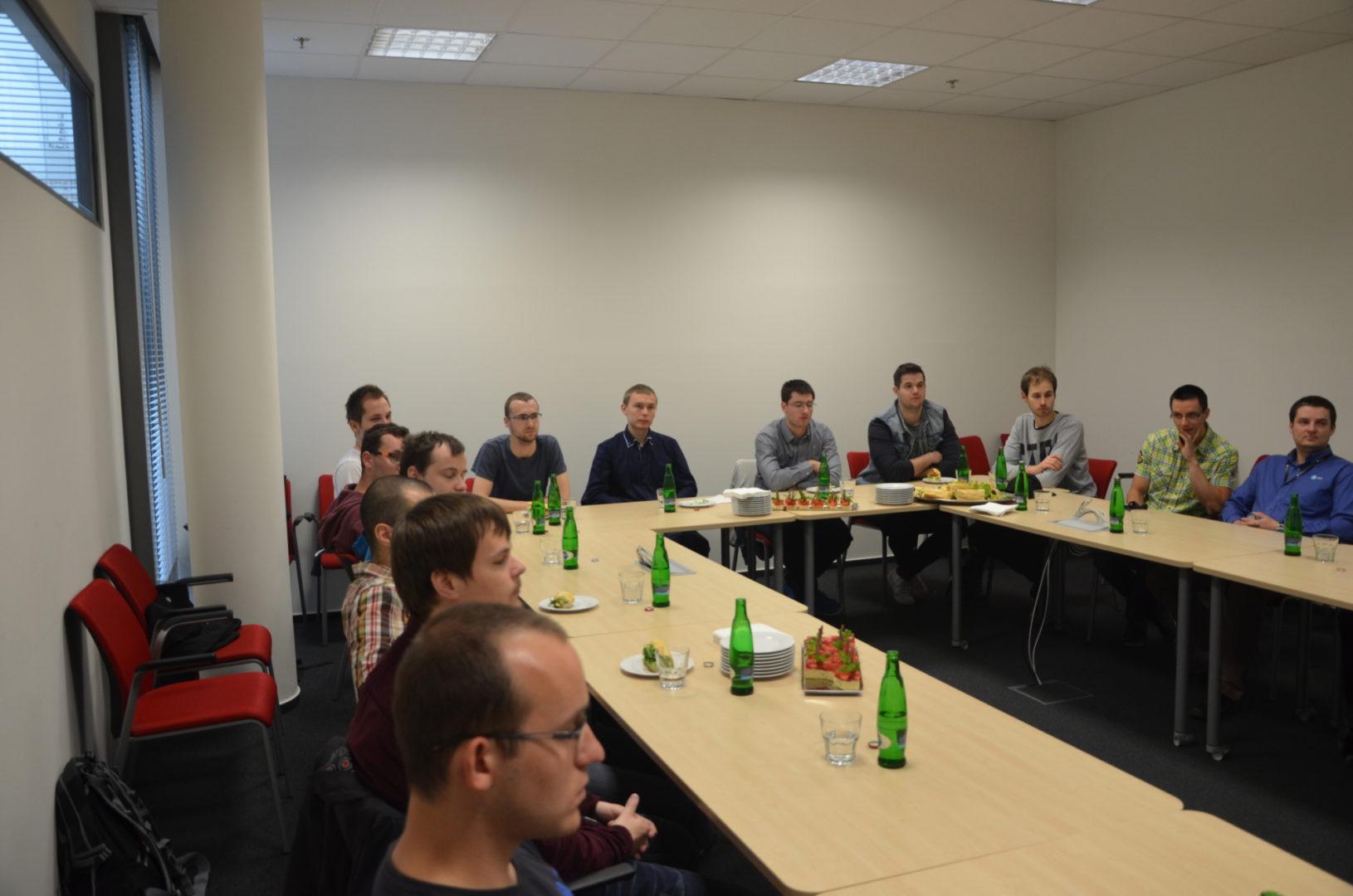 AT&T Training Center Brno, Czech Republic - Summer 2015